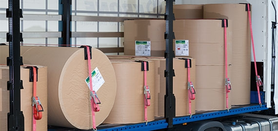 Нова Наредба за укрепване на товарите в автомобилния транспорт