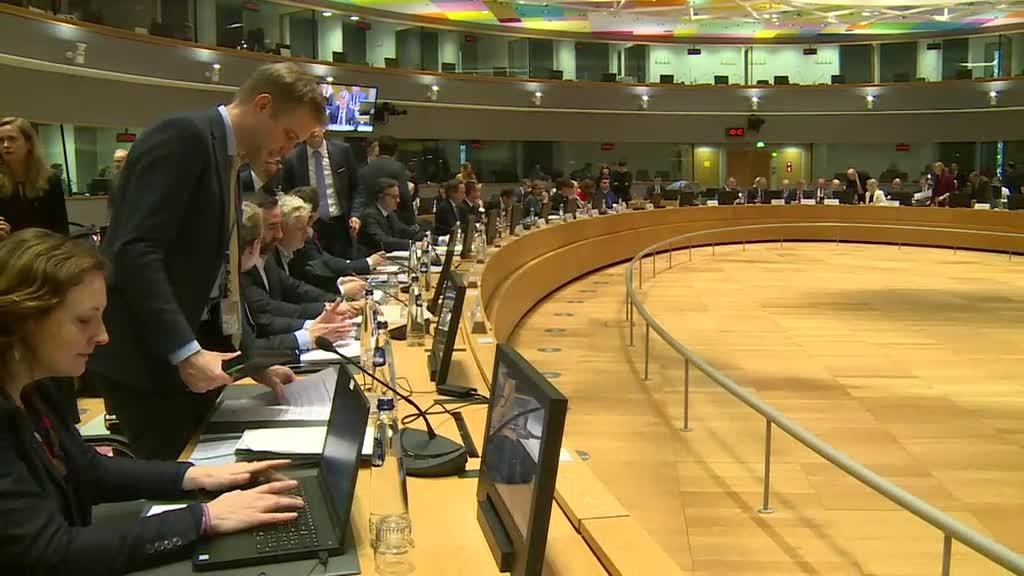 Заседание на Съвета по транспорт 4 декември 2018г.